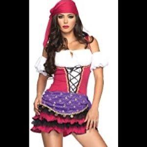 Halloween Leg Avenue Crystal Gypsy costume
